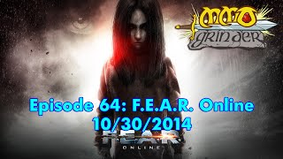 MMO Grinder Halloween: F.E.A.R. Online review