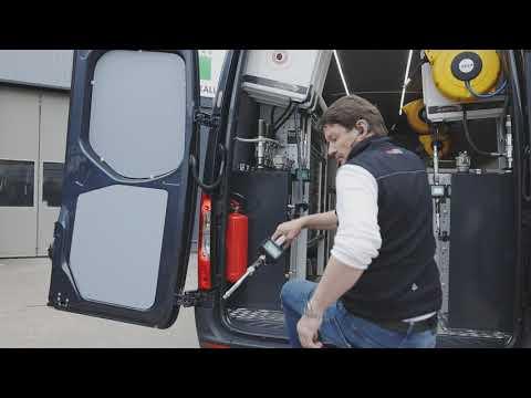 Huoltoauto video Hyötyajoneuvokeskus