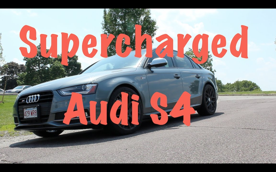 finetuned 2013 audi s4 supercharged youtube. Black Bedroom Furniture Sets. Home Design Ideas