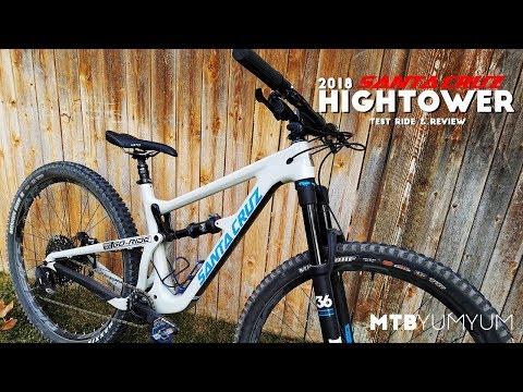 2018 Santa Cruz Hightower Test Ride & Review