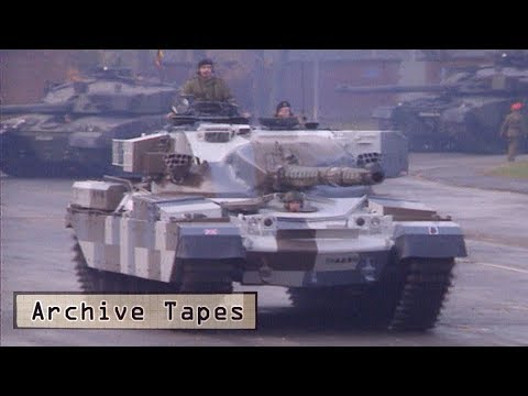 When The Berlin Wall Came Tumbling Down British Military 1993 Documentary  Forces TV