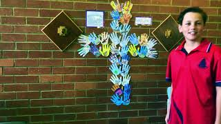 Our Lady of the Pines Catholic Primary School - Stations of the cross