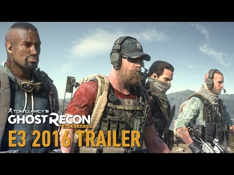 Tom Clancy's Ghost Recon Wildlands Trailer: Cartel Cinematic - E3 2016