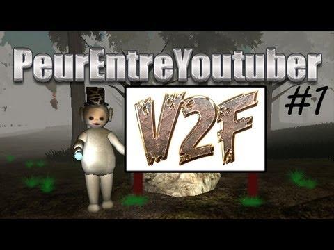 PeurEntreYoutuber | SlendyTubbies avec V2F ! EPIC