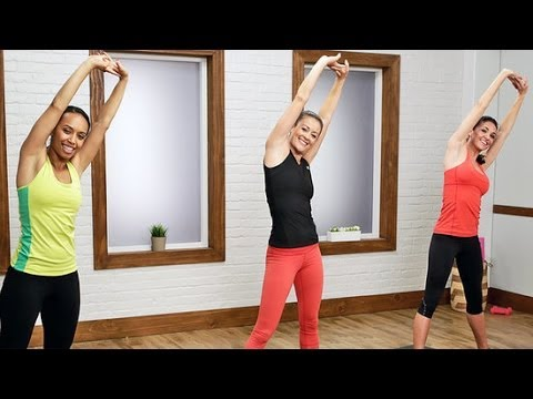 The Most Effective Tiny Apartment Workout | Class FitSugar