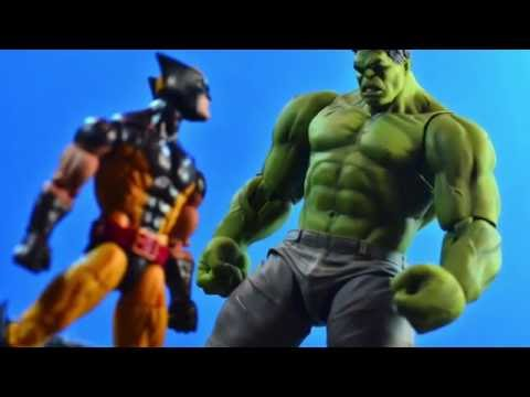 Figma 271 The Avengers: Hulk Review