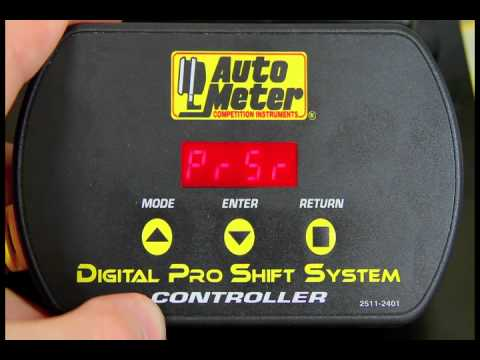 Stylin' Trucks presents: Setting up your Elite Pit Road Tachometer from AutoMeter
