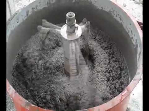 Ran Lanka Cement Mixer