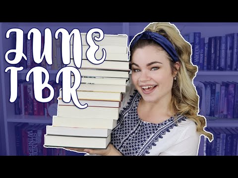 Books I Want to Read in June!