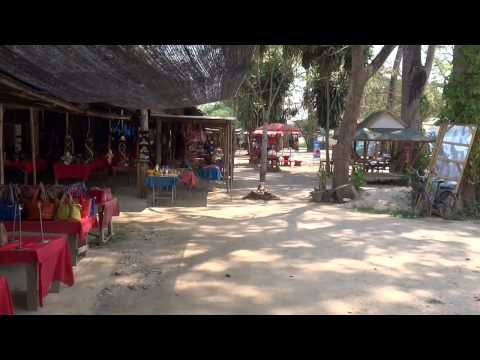 Donsao Market, Bokeo Province, Laos