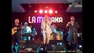 Eddie Palmieri y la Perfecta Concierto México - Octubre 2015