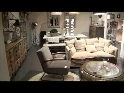 Stand athezza hanjel zenna au salon maison et objet youtube for Villepinte salon maison et objet