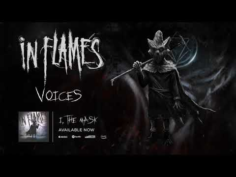 IN FLAMES - Voices (OFFICIAL TRACK)