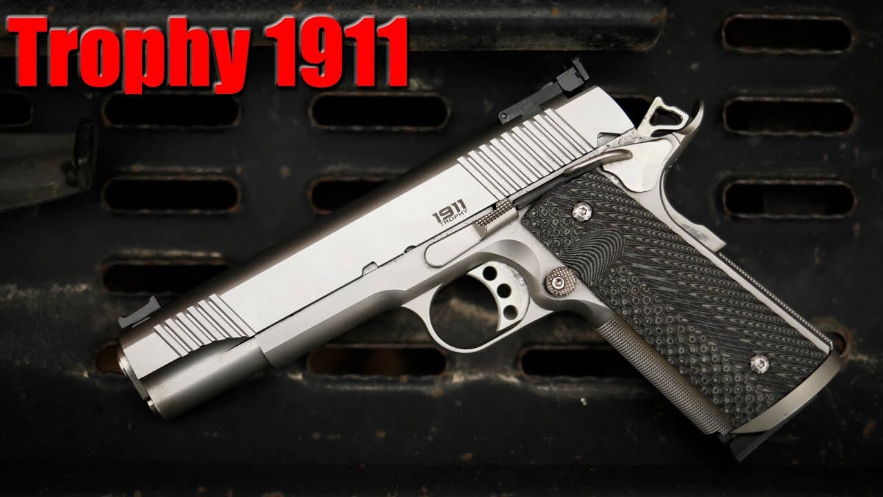 Bul Armory Trophy 1911 Full Review: The Best 1911 Under 2k