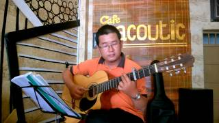 Giọt nắng bên thềm - Thanh Tùng - Guitar Cover