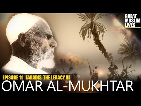 Life of Omar Mukhtar عمر المختار The Lion Of The Desert