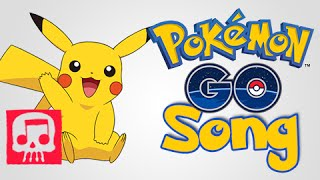 pokemon go song lyric video by jt music we all evolve