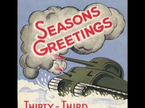 3rd Armored Division Band Music & Christmas Cards