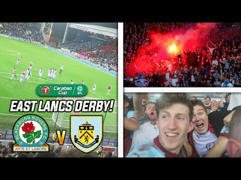 OH I DO LOVE DERBY DAY!! - BLACKBURN 0-2 BURNLEY DERBY DAY AWAY DAY VLOG!!