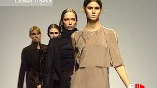 COLANGELO Fashion Show Spring Summer 2009 Haute Couture   Fashion Channel