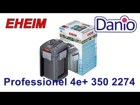 Внешний фильтр Eheim professionel 4e+ 350 2274, видео обзор