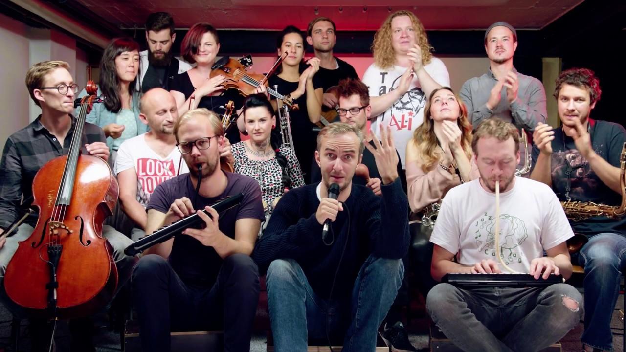 Rundfunk Tanzorchester Ehrenfeld Besetzung