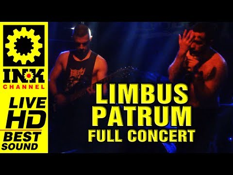 LIMBUS PATRUM - Full Concert w/ HEAD CLEANER [8ball 10/6/17]