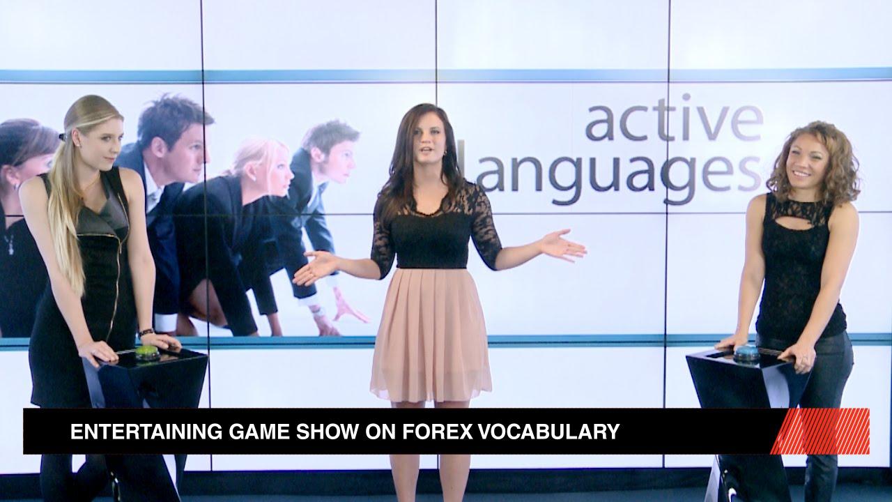 Forex lingo game show