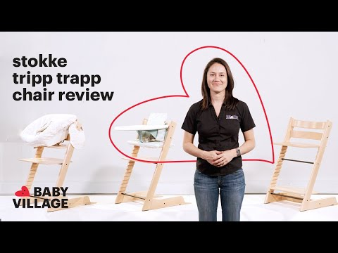 Stokke Tripp Trapp Chair Review