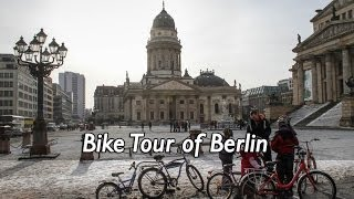 Berlin Bike Tour with Fat Tire Bikes (in Winter!)