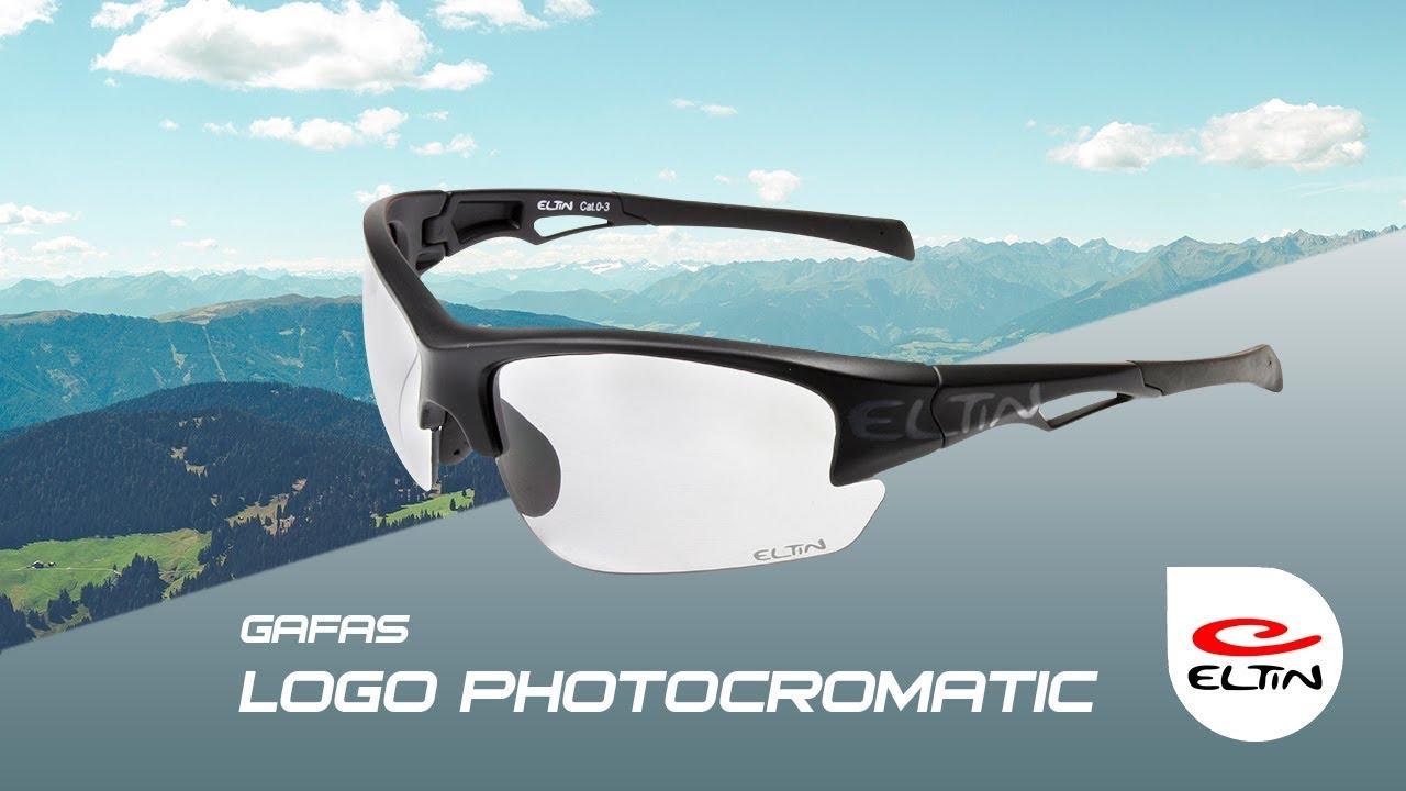 d5d322b8b9 Eltin : Gafas LOGO Photocromatic - YouTube