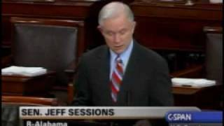 Sen. Jeff Sessions on Judge Sonia Sotomayor Free HD Video