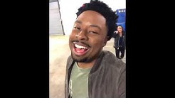 Justin Hires- Behind the scenes of MacGyver season 4 episode 9-11 @JustinHires
