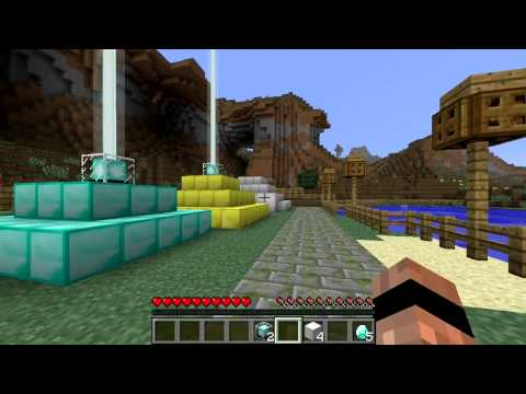 Minecraft Blocks & Items: Beacon