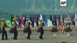 Marines Honor 12 Killed in Hawaii Chopper Crash