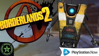 Let's Play on PlayStation Now: Borderlands 2