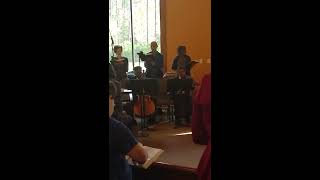 Alleluia! Sing to Jesus - Tyler Butler-Figueroa, Violinist 11 years old