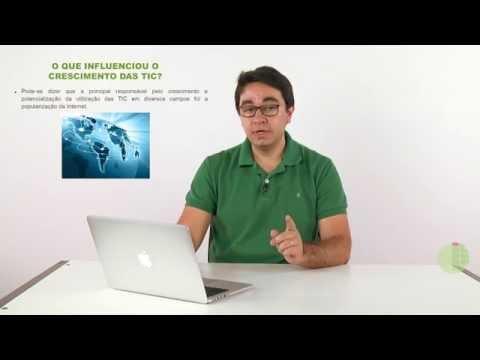 Videoaula - Evolução das TIC, conceitos e fundamentos