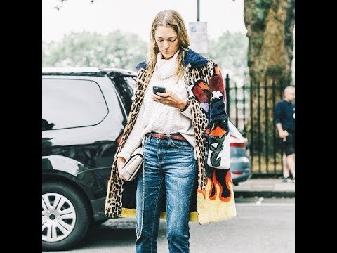 Women S Casual Outfits With Jeans Fall Winter 2018 2019 Youtube