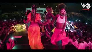 HODARI ya mbosso haijawai tokea kisiwani zanzibar kwenye wasafi festival 2018