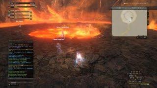 【DDON】暗晦の炎 7位 イフリート限界域 2