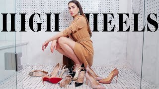 My Best & Worst Luxury Designer High Heel Buys   Niki Sky