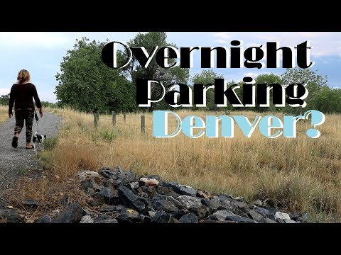 Trying To Find Boondocking In Denver