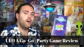 UFO a Go-Go - Kickstarter Board Game Review