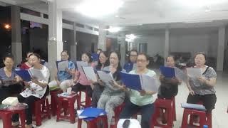 TV 144 - CHÚA GẦN KẺ KÊU CẦU - Đinh Công Huỳnh
