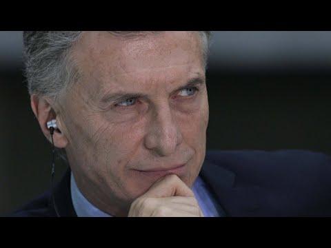 Macri promises investigation of blackout causes