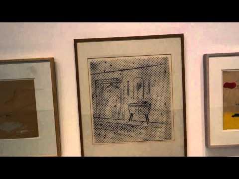 "Sigmar Polke ""Alibis"" 1963-2010 at the MUSEUM of MODERN ART Part I"