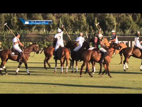 The Sotogrande Gold Cup 2013 FINAL - Ellerston vs UAE