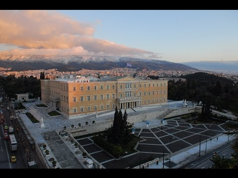 Syntagma Square | Athens | | Greece | central square with parliament , Old Royal Palace,