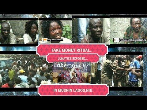 DAY OF NEMESIS !!! LUNATICS  fake mad men & women WHO TOOK OVER MUSHIN LAGOS EXPOSED